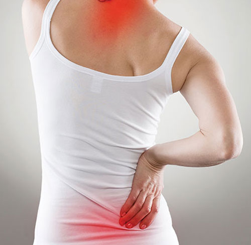 Problems Of Back And Neck